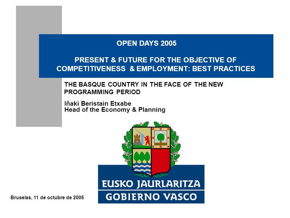 Ekonomia eta Plangintza Zuzendaritza Dirección de Economía y Planificación 8/01/04 2 1.