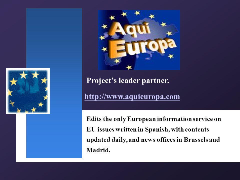 3. Participants C IVES E UROPE