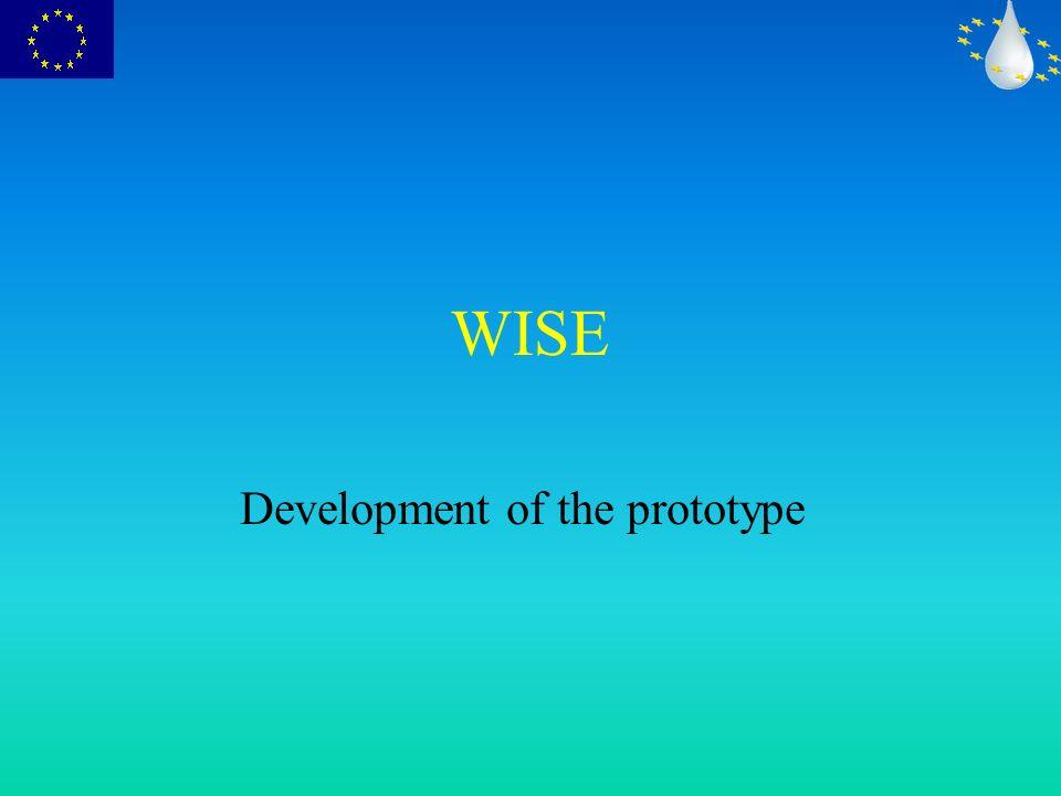 WISE Development of the prototype