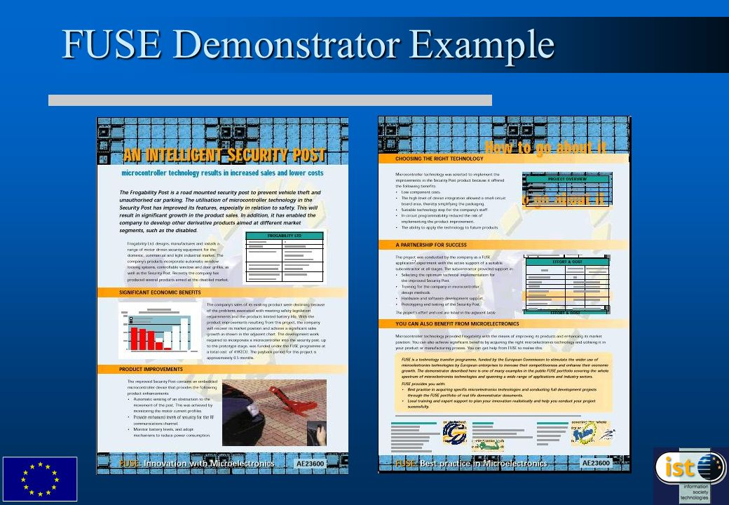 FUSE Demonstrator Example