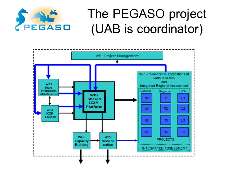 The PEGASO project (UAB is coordinator)