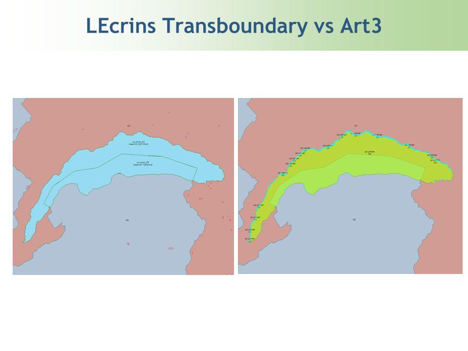 LEcrins Transboundary vs Art3