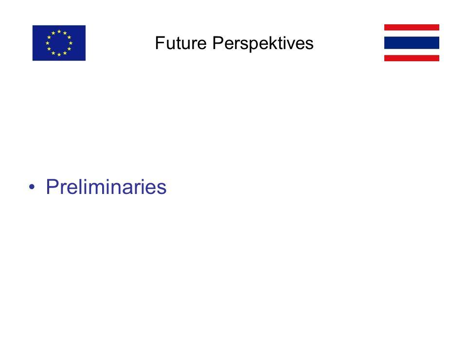 Future Perspektives Preliminaries