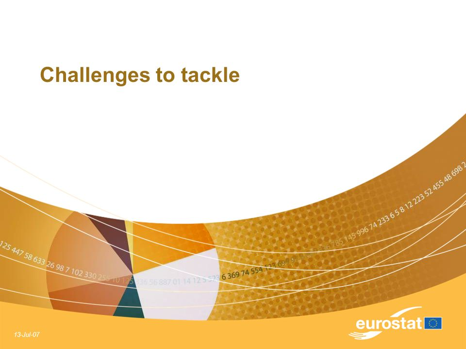 13-Jul-07 Challenges to tackle
