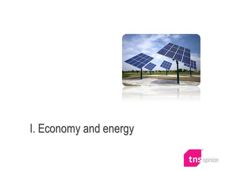 I. Economy and energy