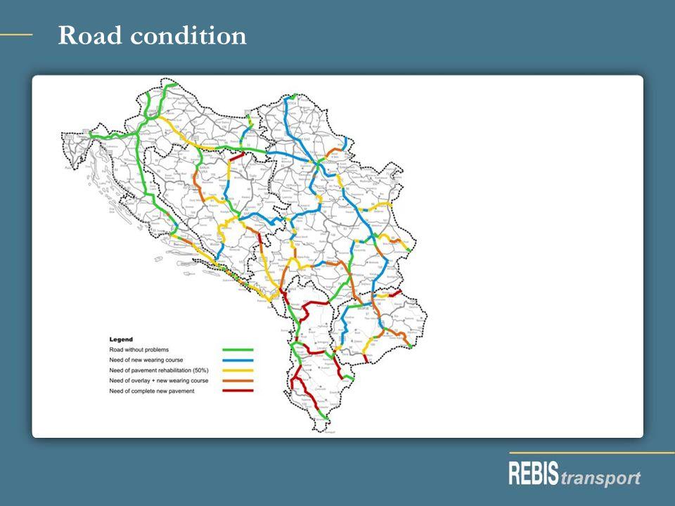 Road condition