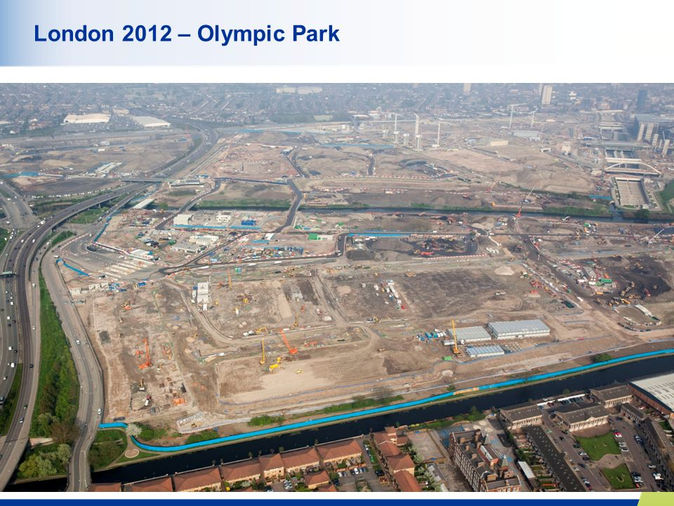 www.healthy-workplaces.eu London 2012 – Olympic Park