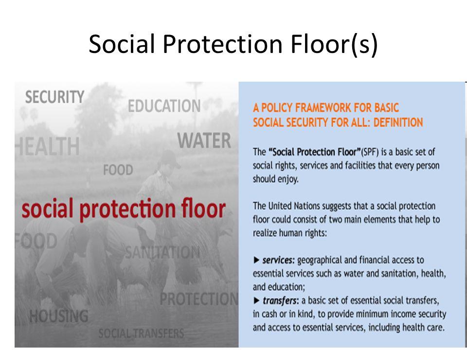 Social Protection Floor(s)