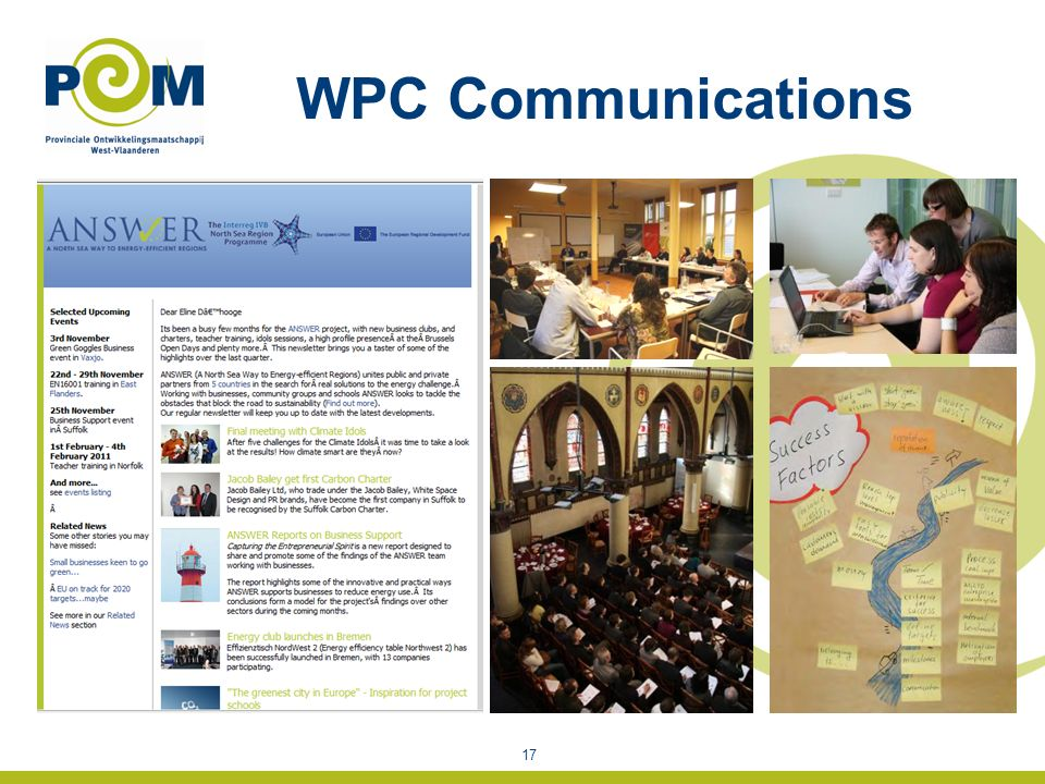 WPC Communications 17