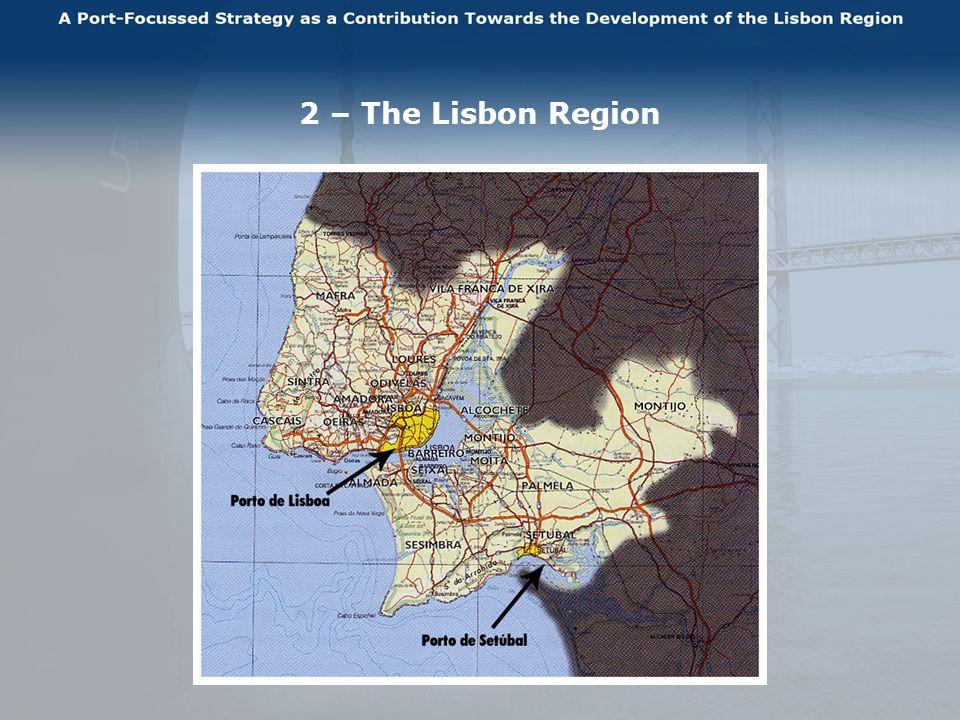 2 – The Lisbon Region