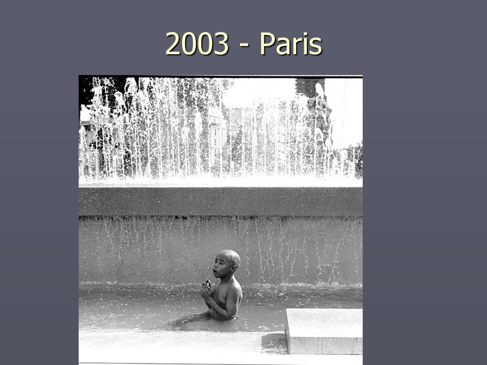 2003 - Paris