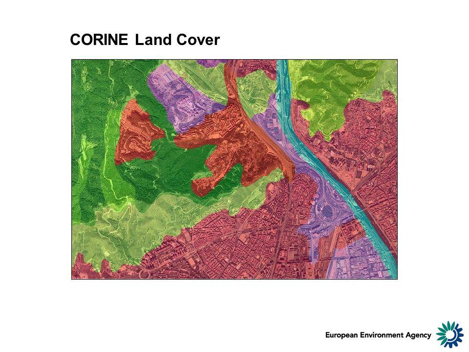 CORINE Land Cover