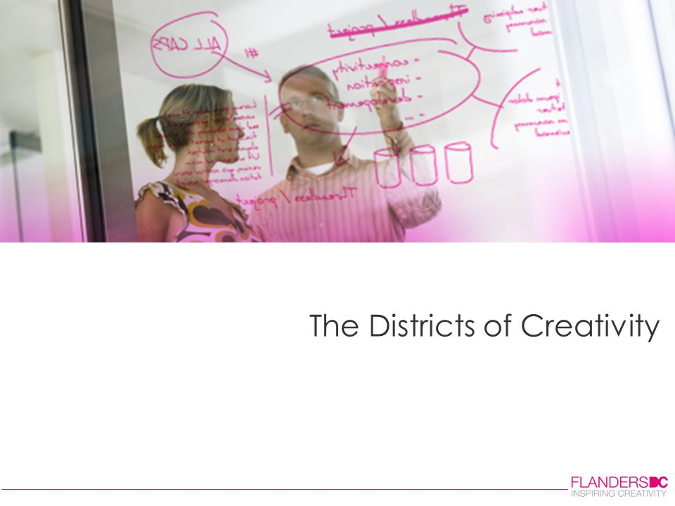 The Districts of Creativity