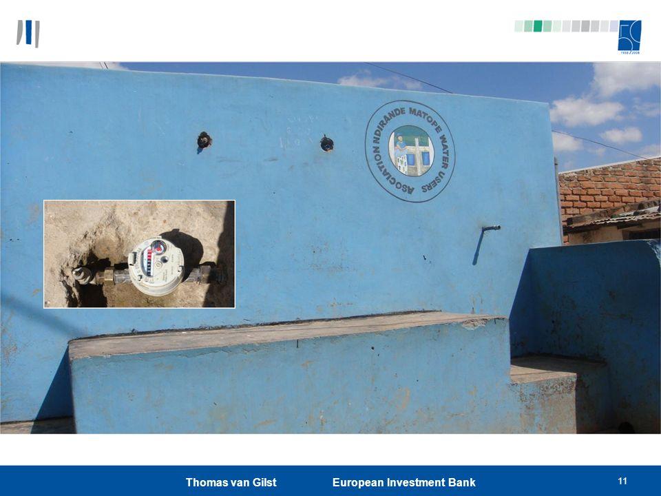 11 Thomas van Gilst European Investment Bank