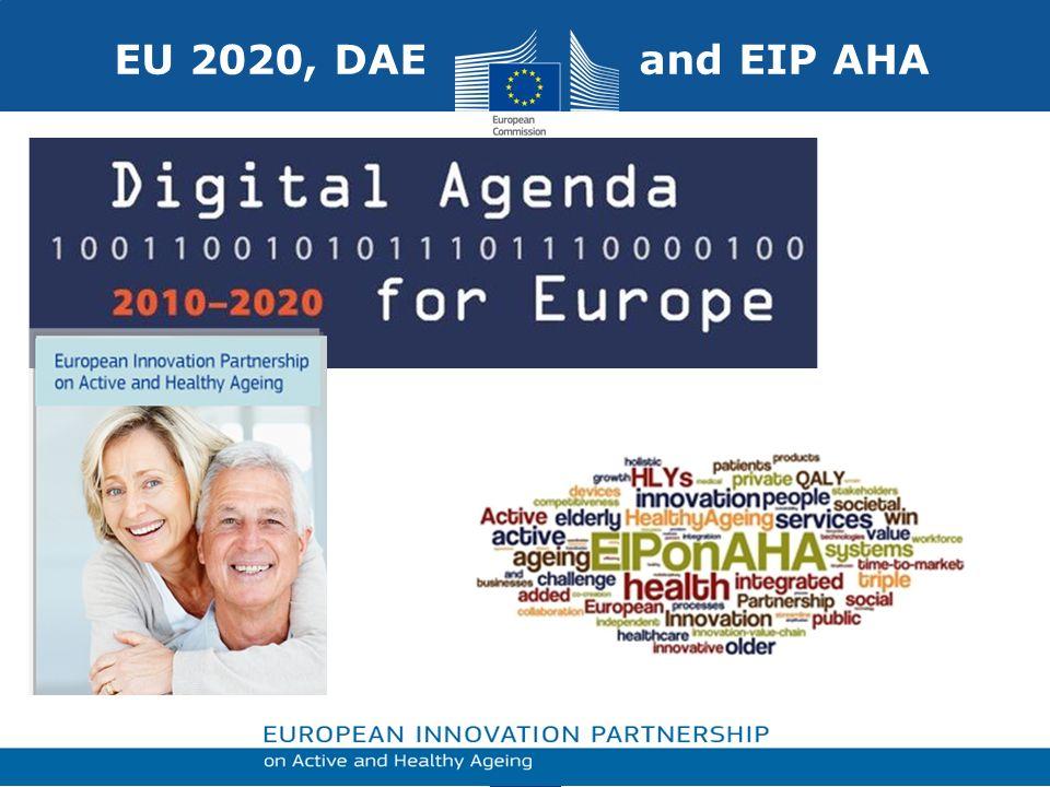 EU 2020, DAEand EIP AHA
