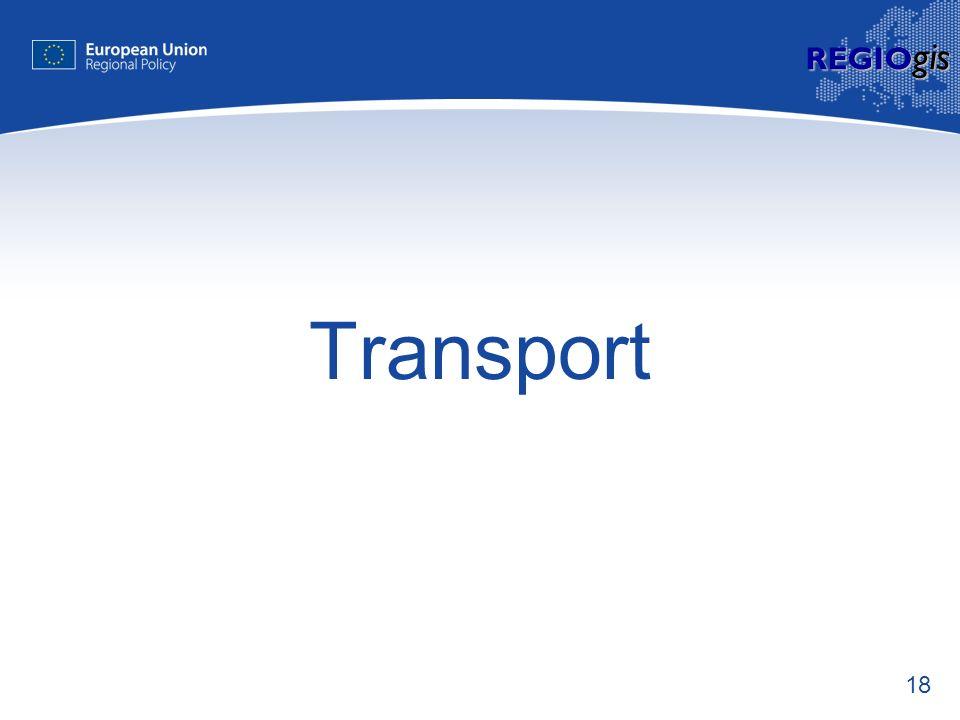 18 REGIO gis Transport