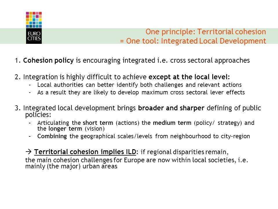 the network of major European cities: www.eurocities.eu www.eurocities.eu Thierry Baert: Agence de développement et durbanisme de Lille métropole tbaert@lille-metropole-2015.org
