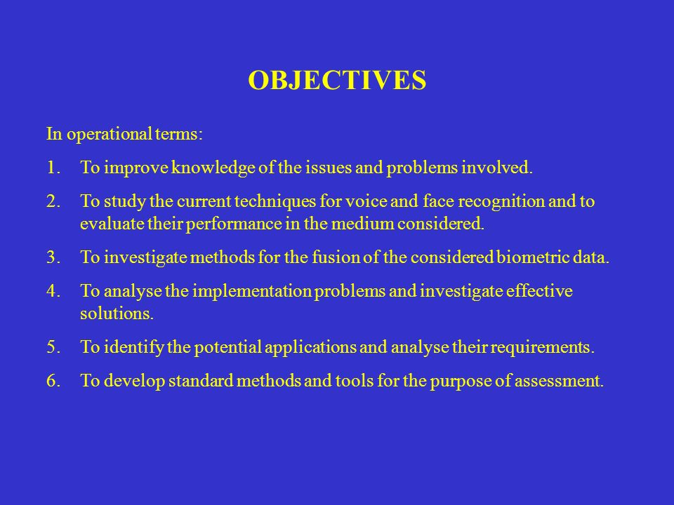 TECHNICAL DESCRIPTION AND IMPLEMENTATION The activities are divided into four main areas.