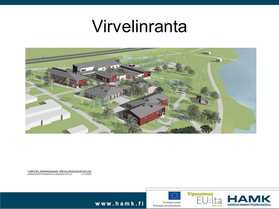 w w w. h a m k. f i Virvelinranta