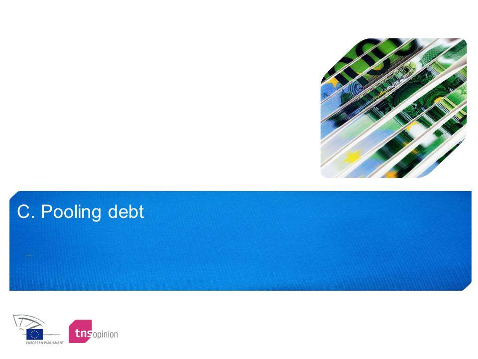 C. Pooling debt