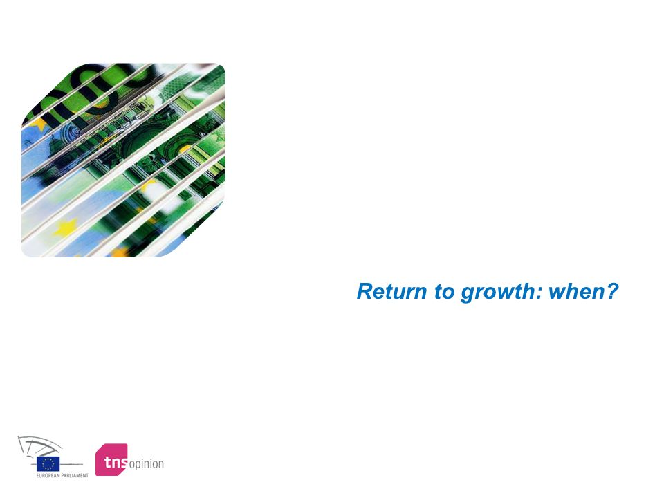 Return to growth: when