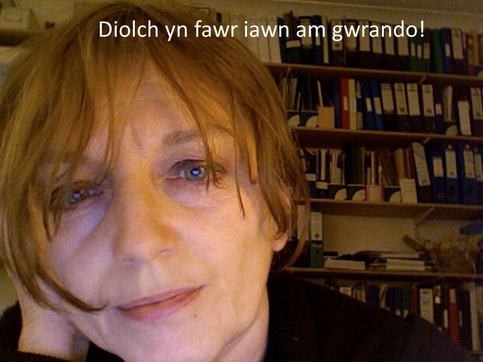 Diolch yn fawr iawn am gwrando! http://www.cbc.ca Diolch yn fawr iawn am gwrando!
