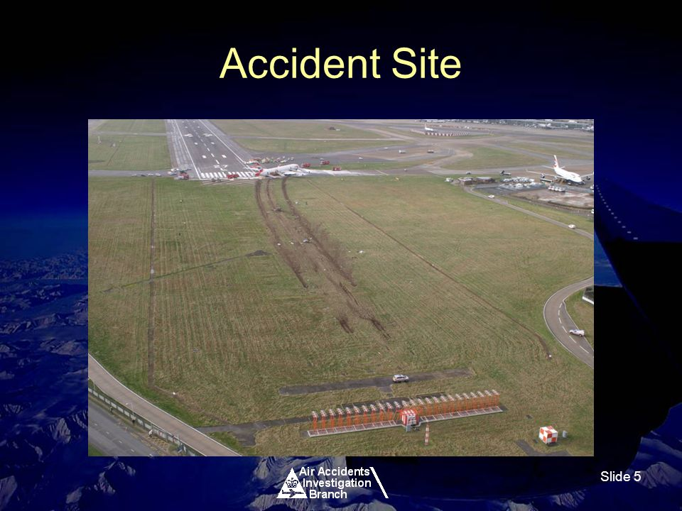 Slide 5 Accident Site
