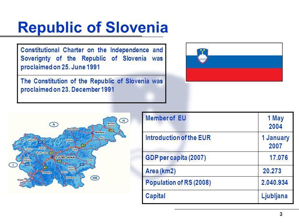 2 SLOVENIA IN EU CONTEXT Andrej Horvat, Brussels, 6th October, 2010