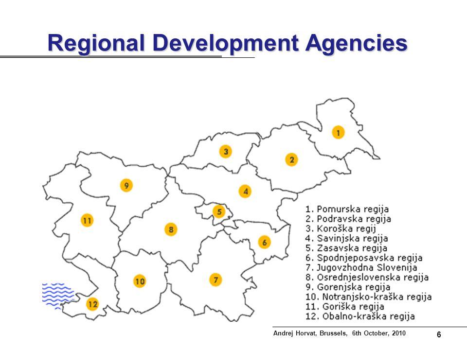 5 WESTERN SLOVENIA EASTERN SLOVENIA 210 MUNICIPALITIES - NUTS 5 12 DEVELOPMENT REGIONS - NUTS 3 2 COHESION REGIONS - NUTS 2 Regional divisions of Slovenia