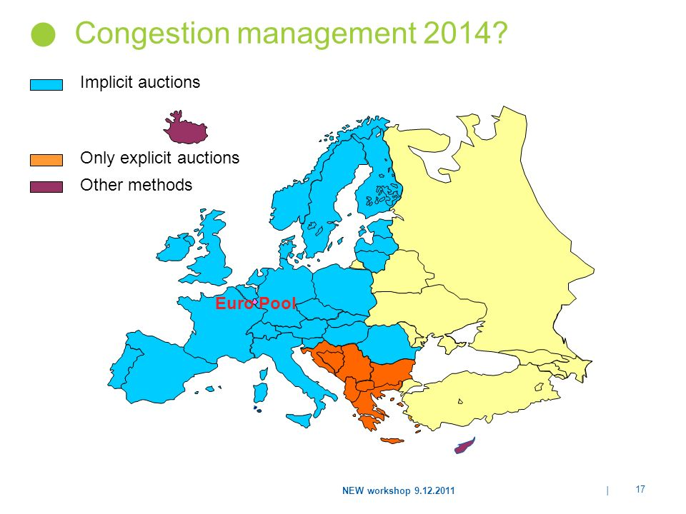 | 17 NEW workshop 9.12.2011 Congestion management 2014.
