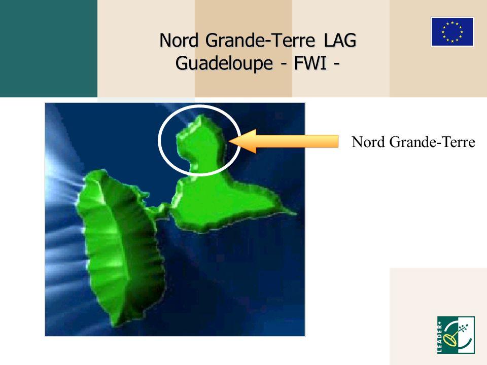 Nord Grande-Terre LAG Guadeloupe - FWI - Nord Grande-Terre
