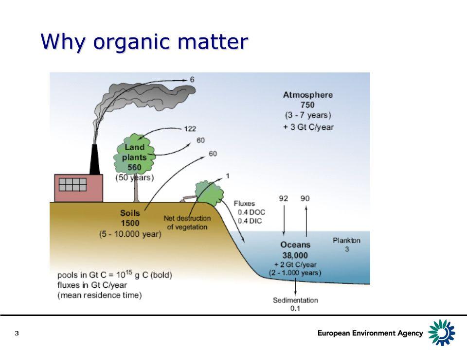 3 Why organic matter