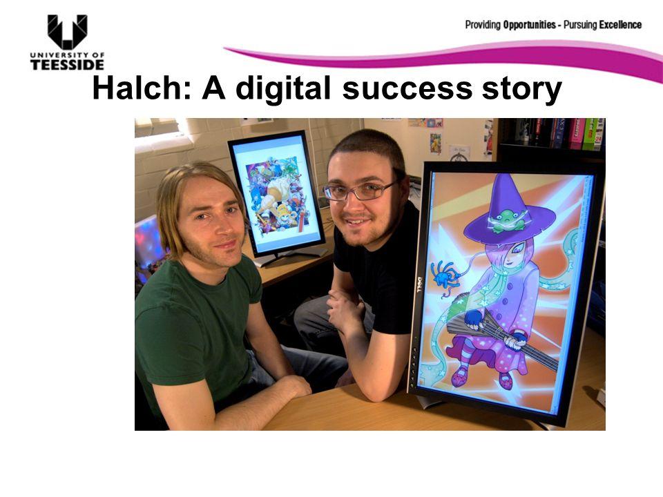 Halch: A digital success story