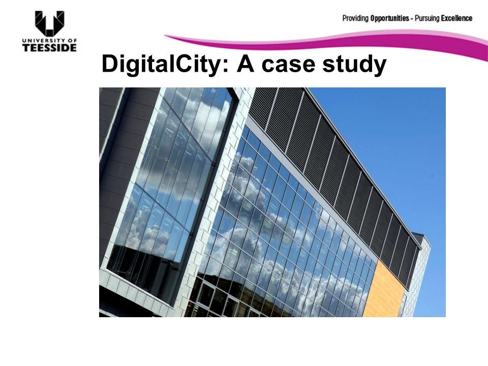 DigitalCity: A case study