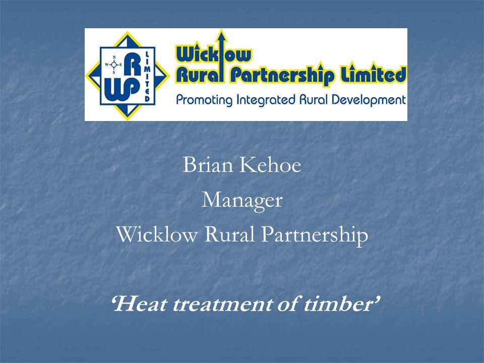 Partners Wicklow Rural Partnership, Co.Wicklow, Ireland.