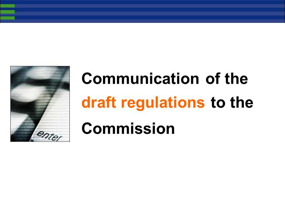 Translation Transmission to the Member States Internet Site : http://europa.eu.int/comm/enterprise/tris/