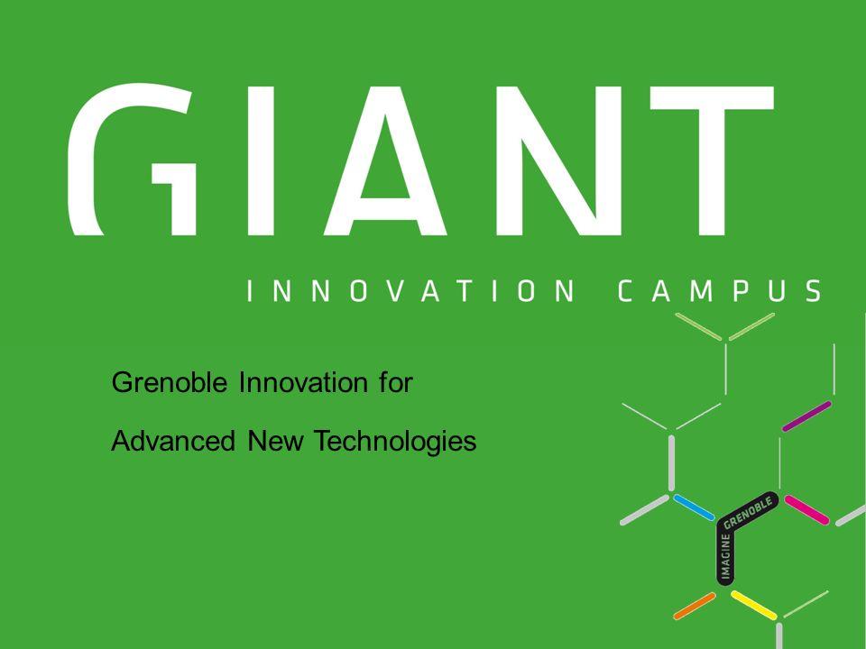 IRT MINATEC Grenoble Innovation for Advanced New Technologies