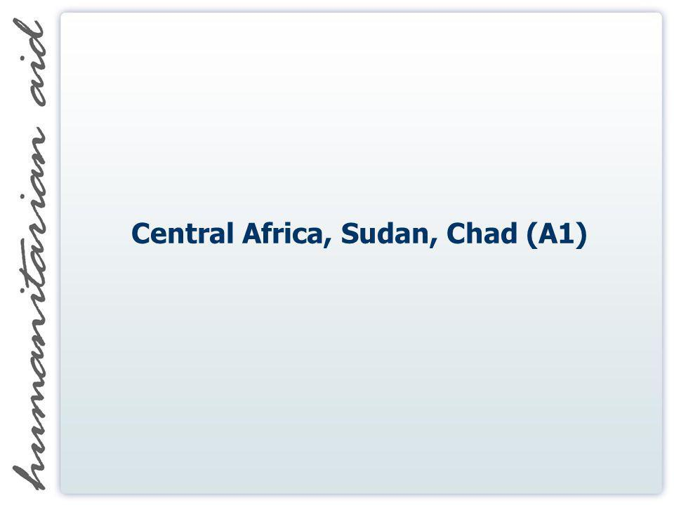 Central Africa, Sudan, Chad (A1)