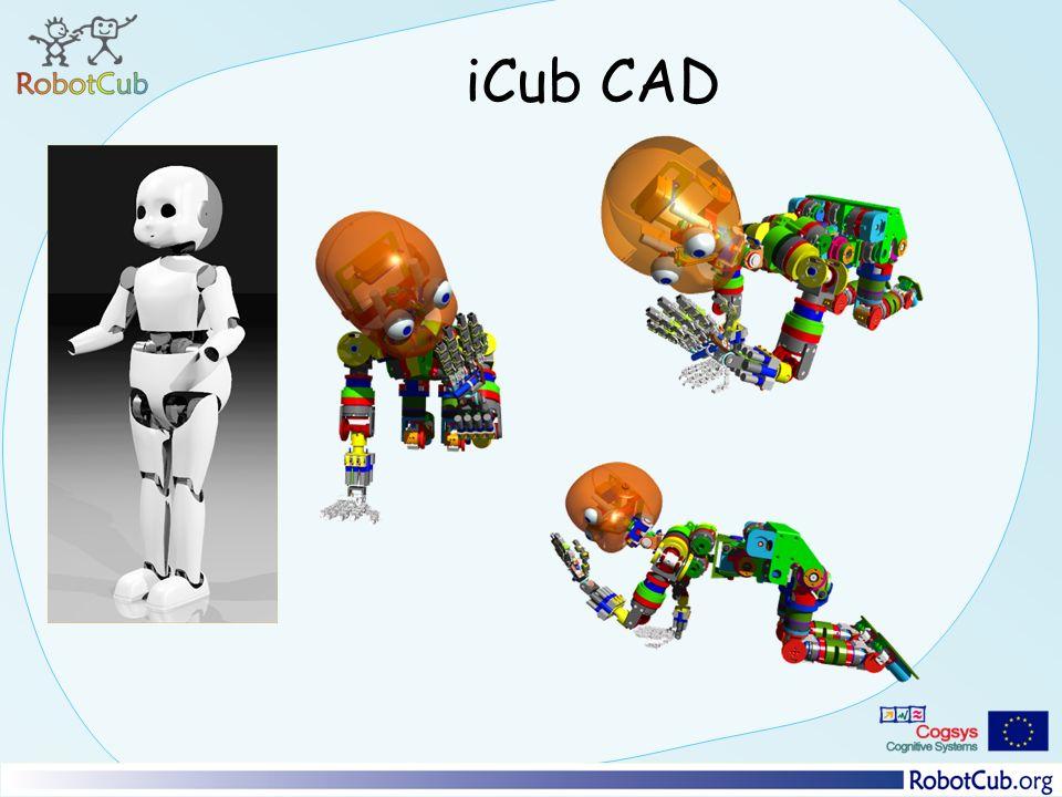iCub CAD