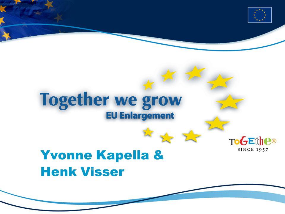 Yvonne Kapella & Henk Visser
