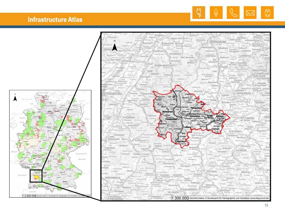18 Infrastructure Atlas