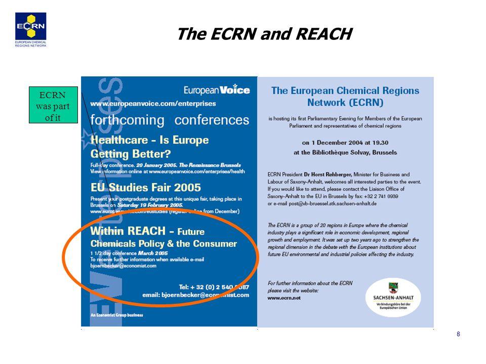 9 Speakers: Margot Wallström, Member of the European Commission Prof.