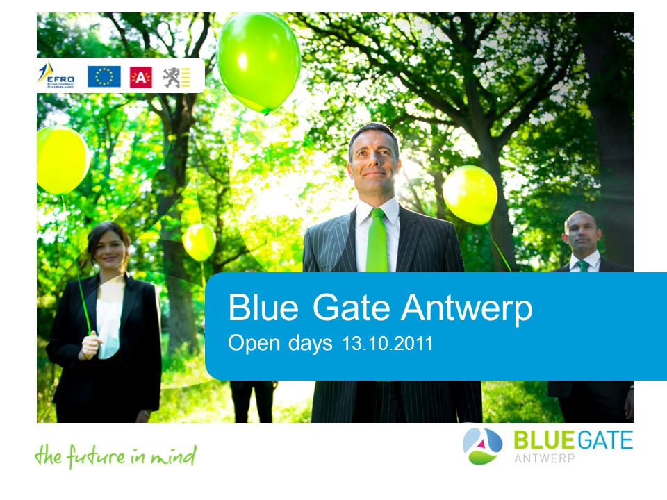Blue Gate Antwerp Open days 13.10.2011