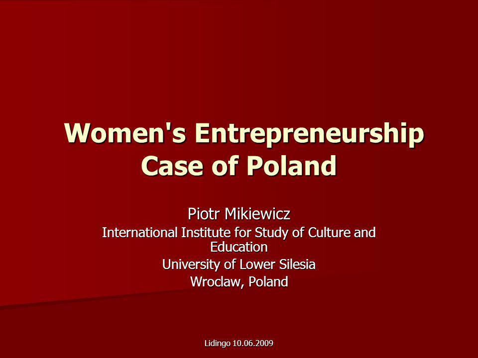 Women on the labour market