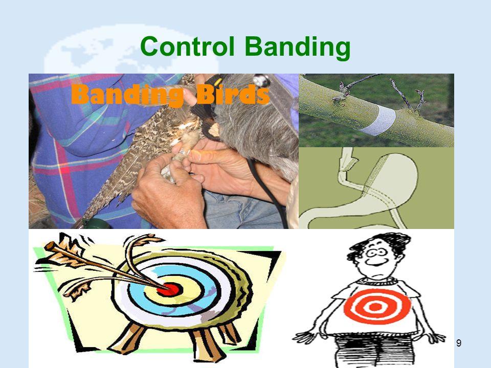 9 Control Banding