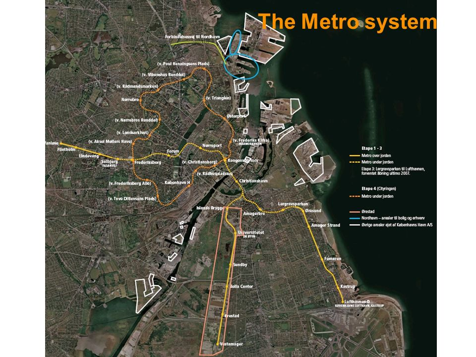 The Metro system