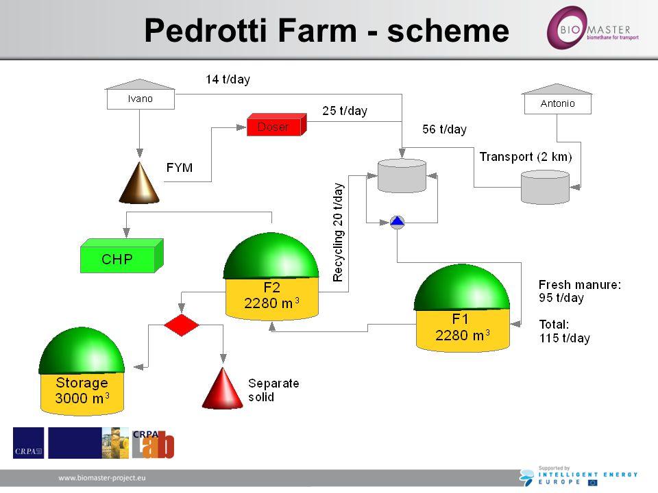 Pedrotti Farm - scheme