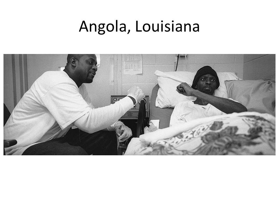 Angola, Louisiana