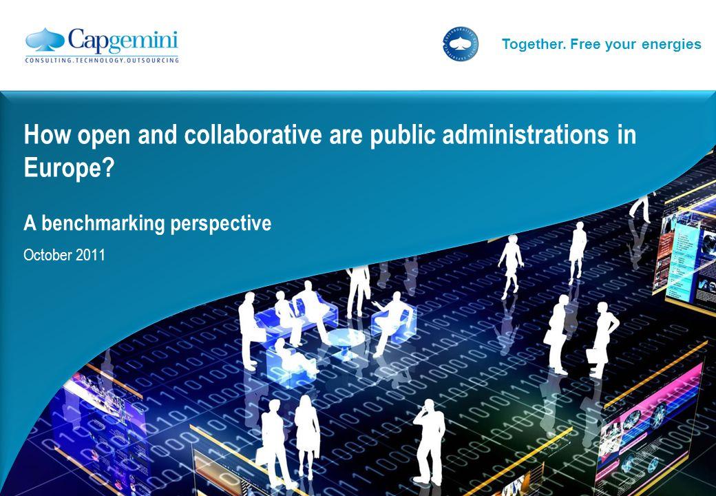 Together.Free your energies 2 ©2010 Capgemini.