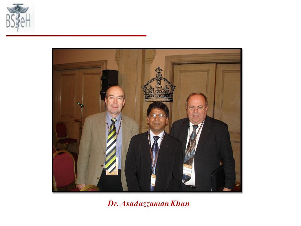 Dr. Asaduzzaman Khan